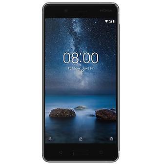 Smartphone Nokia 8 4GB/64GB silver Dual SIM European version