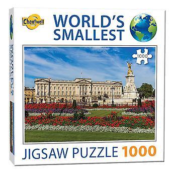 World's Smallest Jigsaw Puzzle - Buckingham Palace (1000 Pieces)