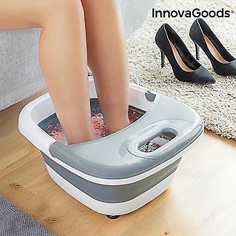 Foot Spa plegable Aqua·relax InnovaGoods 450W