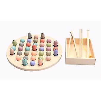 Early Educational Toys Clip Beads Kalastus Monitoiminen Oppimislelu lapsille | Matemaattiset lelut
