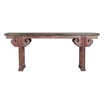 fint asiatiskliving antikk kinesisk alterbord