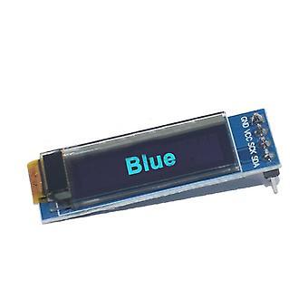 Oled 128x32 Lcd Led displej Ssd1306 12864 0.91 Iic I2c Komunikovat