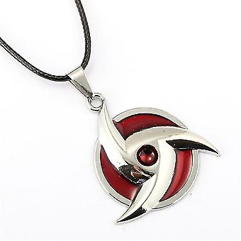 Sharingan Naruto Itachi Uchiha Pendant Necklace