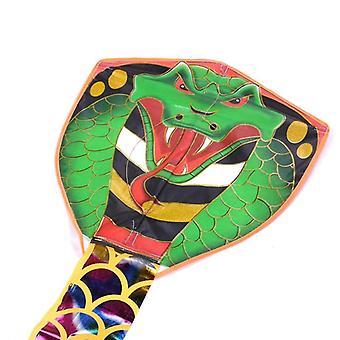 Snake Shape Flying Single Line Kite For Adults
