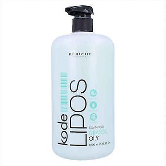 Shampooing pour Cheveux Gras Kode Lipos / Periche Huileux (1000 ml)