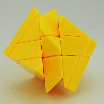 Strange-form Magic Cube Puslespil Hollow Sticker Educational