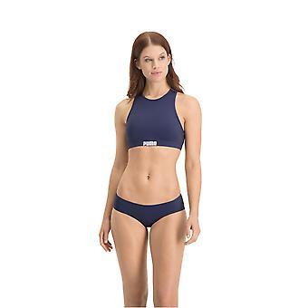 Puma Womens Swimming Hipster Bikini Briefs Swim Bottoms Beachwear Swimwear