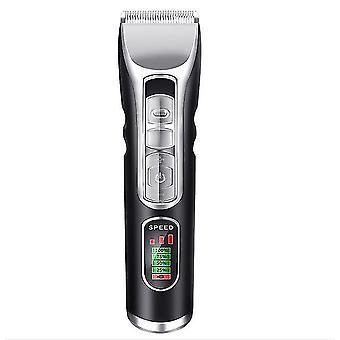 Cordyce nożyczki elektryczne golarka elektryczna maszyna do cięcia włosów maszynka do strzyżenia salonu domowego(918)