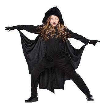 ילדי ליל כל הקדושים ערפד עטלף קוספליי תחפושת תלבושת מהודרת תלבושת סט