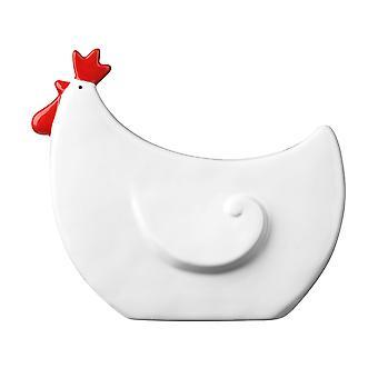 Premier Housewares Rooster keramischen Ornament W22 X D8 x H19 cm