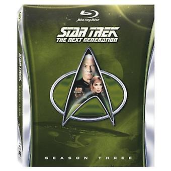 Star Trek Next Generation - Star Trek Next Generation: Season 3 [BLU-RAY] USA Import