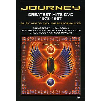 Voyage - Greatest Hits 1978-97 [DVD] USA import