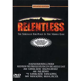 Relentless [DVD] USA import