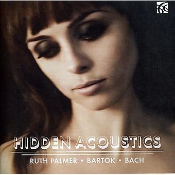 J.S. Bach - Hidden Acoustics [CD] USA import
