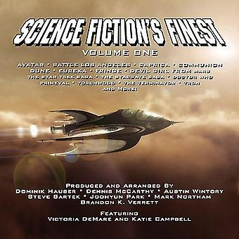 Various Artist - Science Fiction's Finest 1 [CD] USA import
