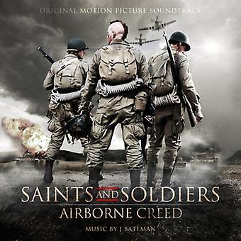 Saints & Soldiers: Airborne Creed / O.S.T. - Saints & Soldiers: Airborne Creed / O.S.T. [CD] USA import