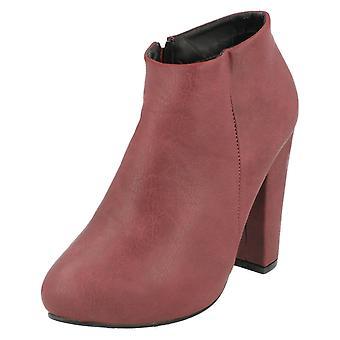 Dames Anne Michelle hakken Ankle Boots F50006
