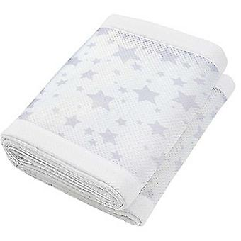 Breathable Baby Two Sided Mesh Liner Twinkle Star