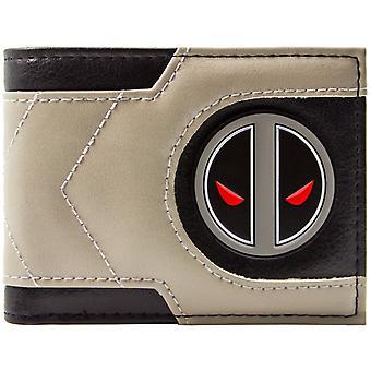 Deadpool X-Force bedrohlichen starren ID & Karte Bi-Fold Geldbörse