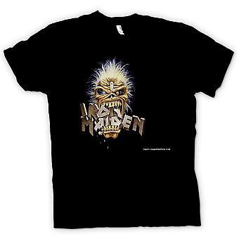 Kids T-shirt - Iron Maiden - Eddie Eating Words