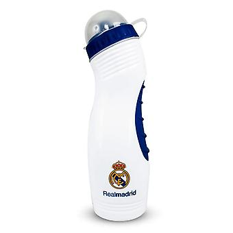 Real Madrid Plastic Water Bottle