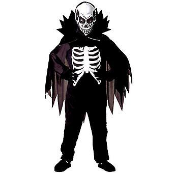 Traje de esqueleto de miedo