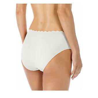 Mey kobiety 79801-1 kobiet Allegra biały jednolity kolor Pumpy Spodnie pełnej krótkie