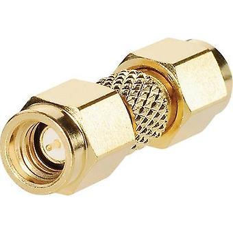 BKL elektronisk 0417202 SSMA adapter SSMA plugg-SSMA plugg 1 PC (er)