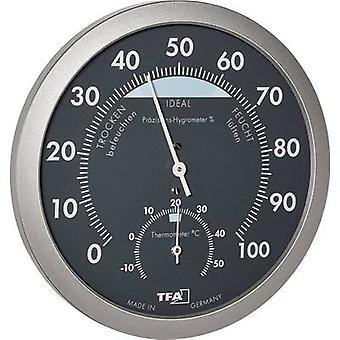 TFA Dostmann 45.2043.51 Thermo-hygrometer antracit, silver