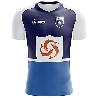 Anguilla Home Concept Voetbalshirt 2020-2021