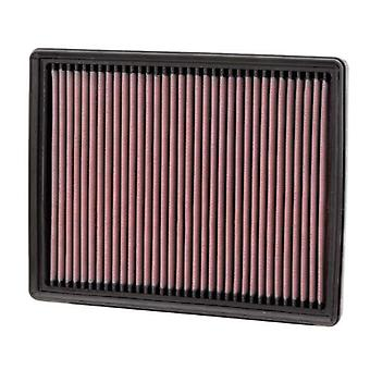 K&N 33-2934 High Performance Replacement Air Filter