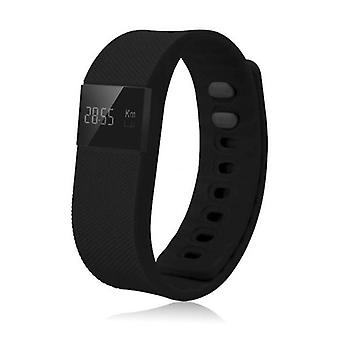 Stuff Certified ® Original TW64 Smartband Fitness Sport Activity Tracker Smartwatch Smartphone Watch OLED iOS Android iPhone Samsung Huawei Black