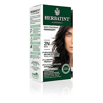 Herbatint, Brown Hair Colour 2N, 150ml