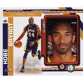 Kobe Bryant 2010-11 Studio Plus Sports Photo (10 x 8)