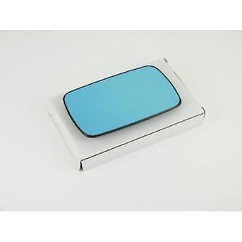 Izquierda Pasajero Lado Azul Espejo Vidrio (Calentado) & Titular para BMW 3 1982-1992