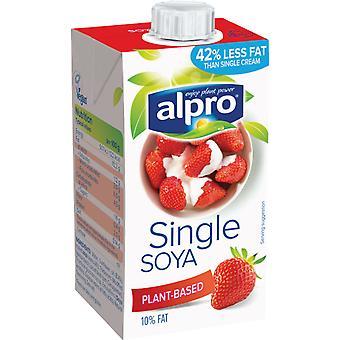 Alpro Single Cream Soya Alternative