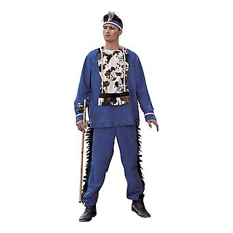 Costume d'Indien mens Wild West Indian costume costume de Monsieur