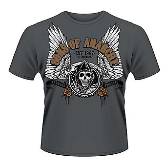 Sons Of Anarchy Winged Reaper T-Shirt