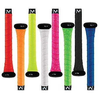 Vulcan solide Serie 1,75 mm Ultralight Advanced Polymer Bat Grip Tape Wrap