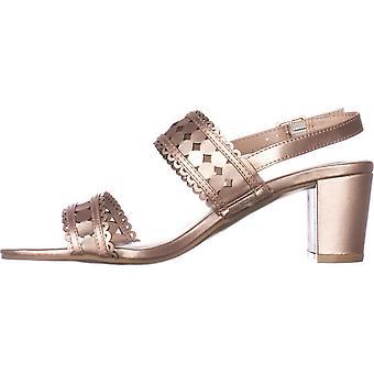 Karen Scott Womens Dabby Open Toe occasionnels Slingback Sandals