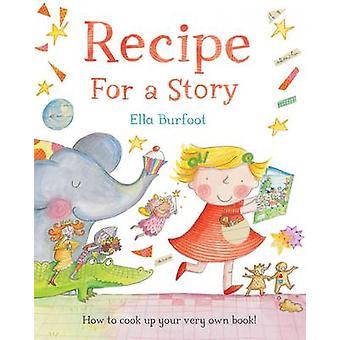 Resepti tarina (painokset) Ella Burfoot - 9780230753037 kirja