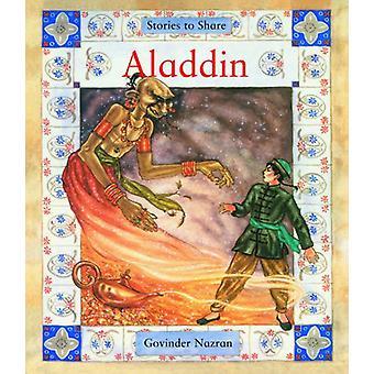 Stories to Share - Aladdin (giant Size) by Govinder Nazran - 978186147
