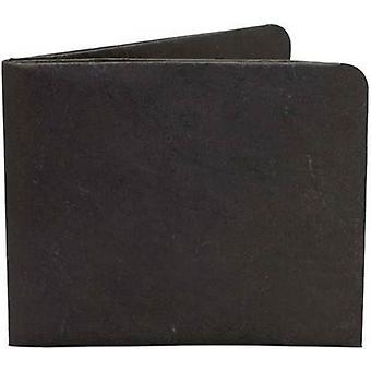 Papierová peňaženka Slim peňaženka-čierna