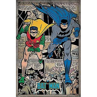 Batman Juliste Sarjakuva Montage DC Sarjakuvat 91,5 x 61 cm