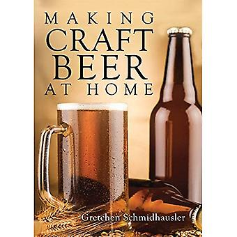 Making Craft Beer at Home (Shire Library USA)