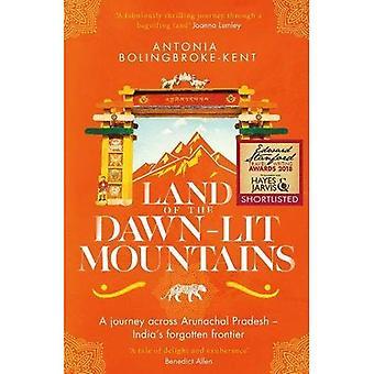 Land der Berge Dawn-lit: Shortlist für das Jahr 2018 Edward Stanford Reisen schreiben Award
