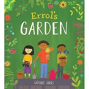 Jardin de Errol (un jeu d'enfant, bibliothèque)