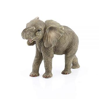 14Cm Elephant Missing You Theme Ornament Home Decoration Figurine