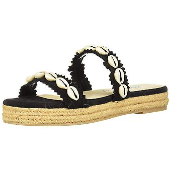 Callisto Womens Windham Open Toe occasionnels Slide Sandals