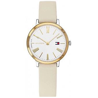 Tommy Hilfiger Women's Project Z Leather Reloj 1782051